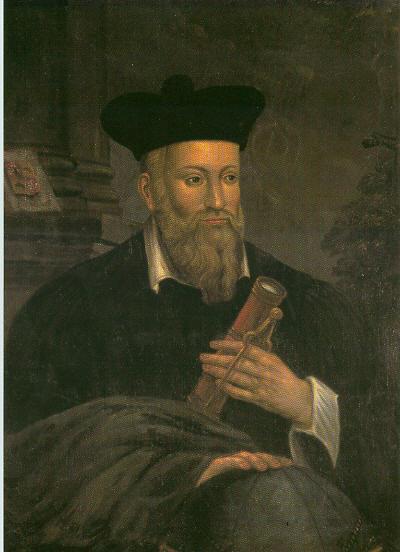Profetiile lui Nostradamus 7