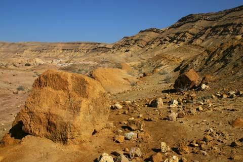 descoperiri arheologice desertul negev