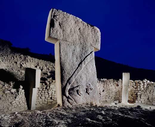 descoperiri arheologice gobekli tepe