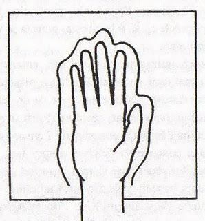 Cum sa vezi aura palmei