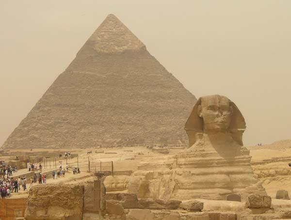 descoperiri arheologice marile piramide