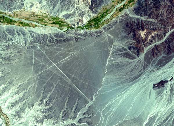 descoperiri arheologice liniile de la Nazca