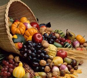 fructe paste şi legume