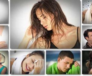 transpiratia excesiva - tratament natural