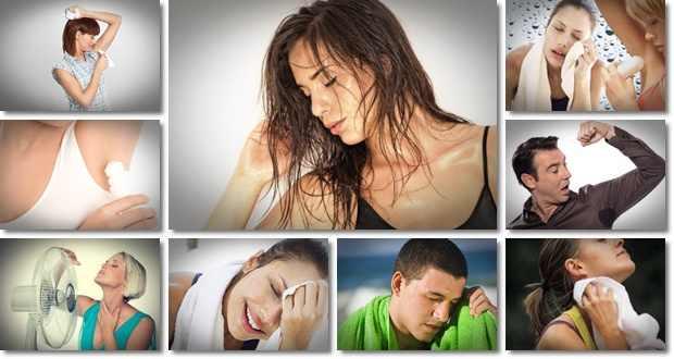 tratament natural pentru transpiratia excesiva