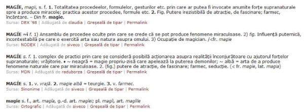 definitie magie - magia este sau nu adevarata