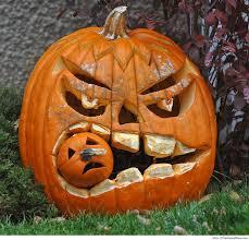 bostan de halloween
