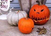 bostani pentru halloween copii