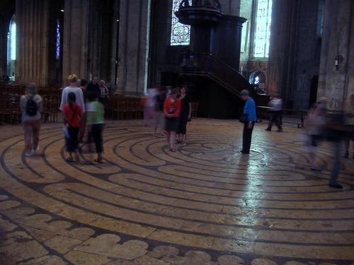 catedrala-chartres-labirintul