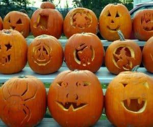 idei creative pentru bostani de halloween