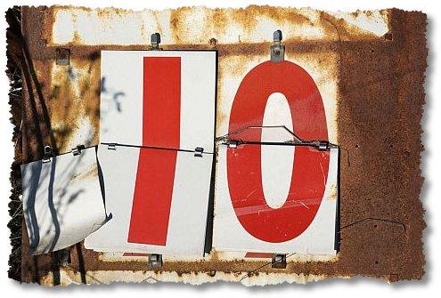semnificatia numarului zece