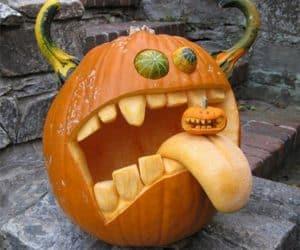 poze bostani halloween
