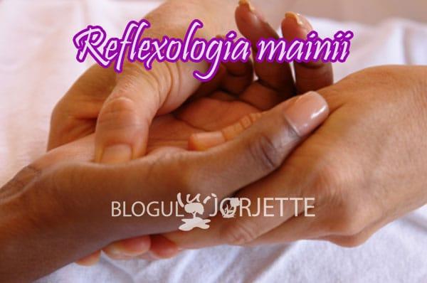 reflexologia mainii tehnici de masaj pentru palme