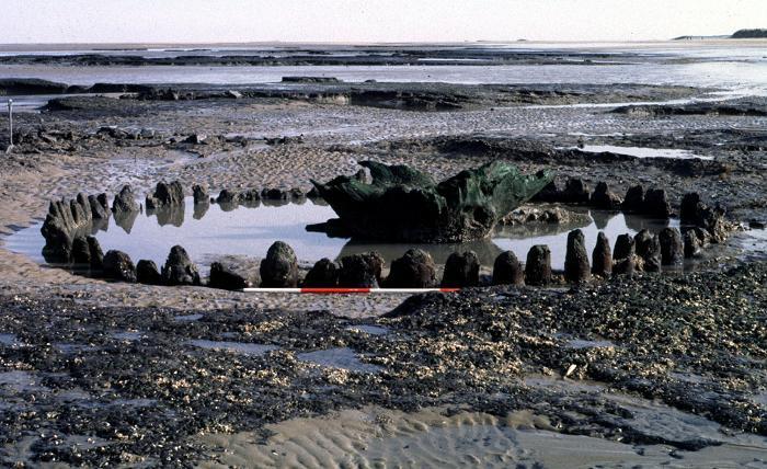 După Stonehenge Anglia are şi Seahenge 1