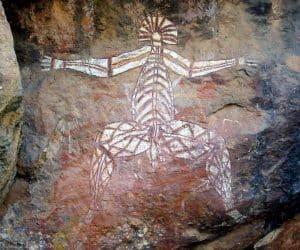 Arta exotică şi misterul aborigenilor din Australia 16