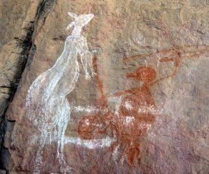 Arta exotică şi misterul aborigenilor din Australia 5