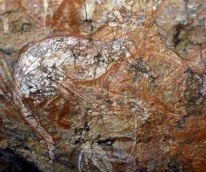Arta exotică şi misterul aborigenilor din Australia 9