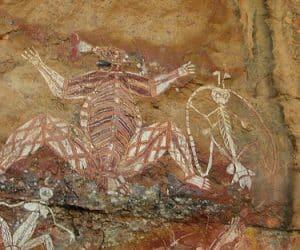 Arta exotică şi misterul aborigenilor din Australia 10