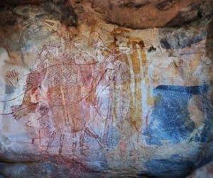Arta exotică şi misterul aborigenilor din Australia 7