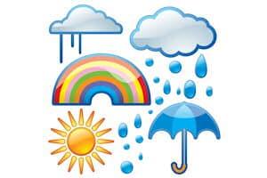 factorii meteorologici