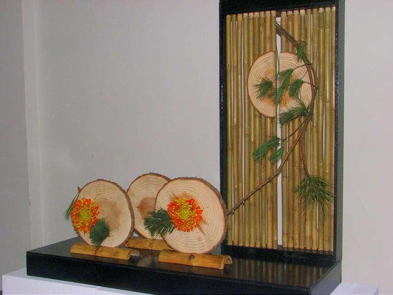 aranjamente florale ikebana