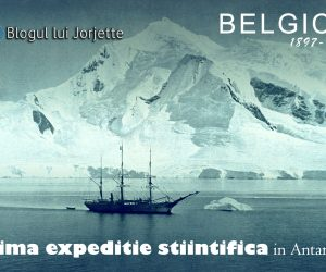 Prima expeditie stiintifica in antarctica - Belgica 1897 - 1899