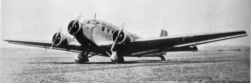 Junkers Ju52 3M