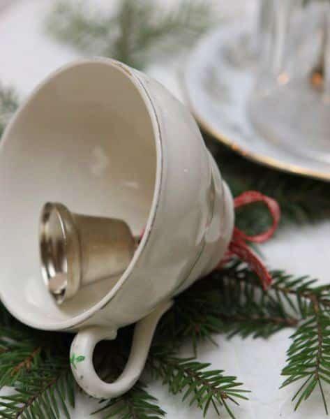 cana ornament de craciun
