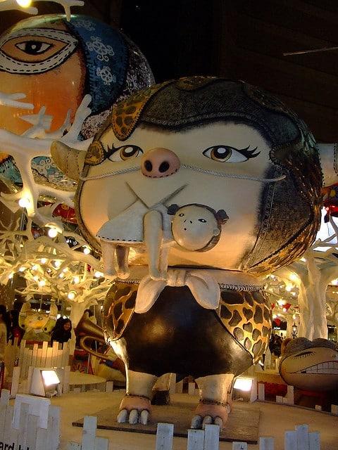 100+ Decoraţiuni, ornamente de Craciun facute manual acasa 14