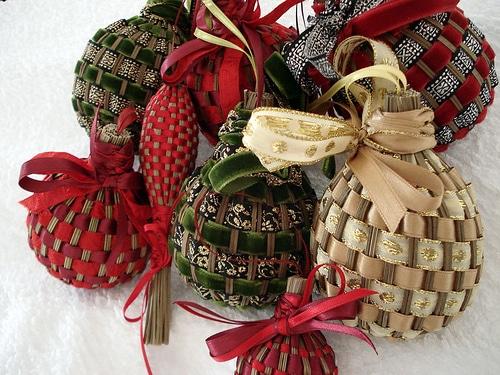 100+ Decoraţiuni, ornamente de Craciun facute manual acasa 27