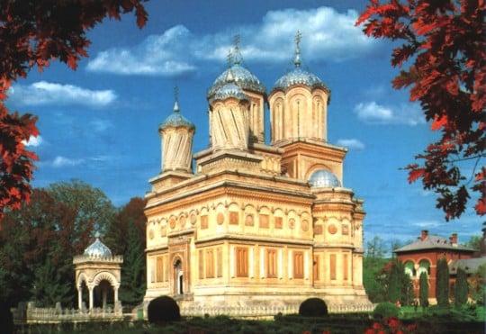 Manastirea Curtea de Argeş - Mănăstirea personalităţilor istorice 1