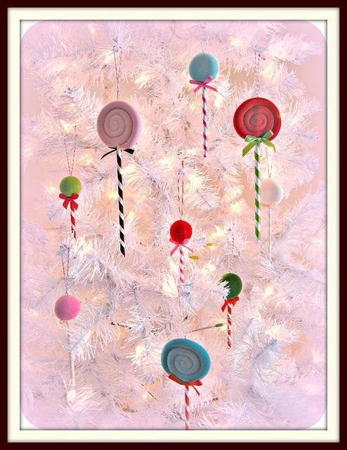 100+ Decoraţiuni, ornamente de Craciun facute manual acasa 34