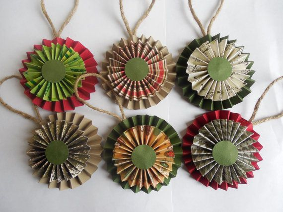 ornamente de craciun handmade