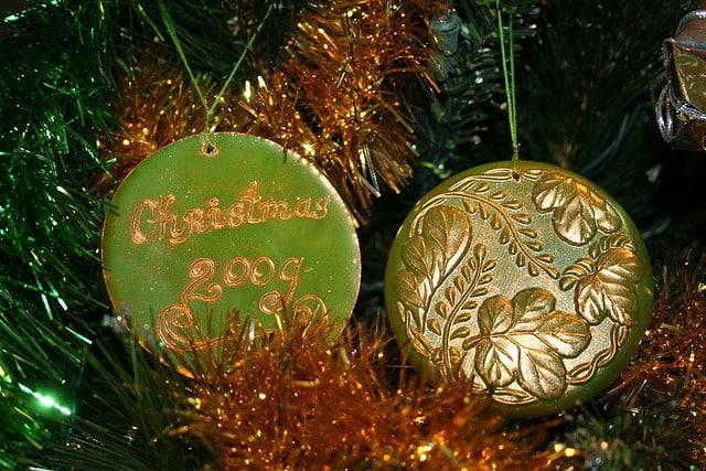 100+ Decoraţiuni, ornamente de Craciun facute manual acasa 37