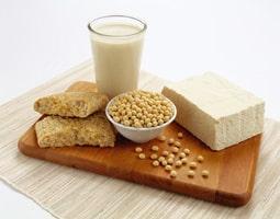 Produse pe baza de soia