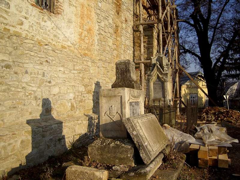 Manastirea Zamca dupa renovari