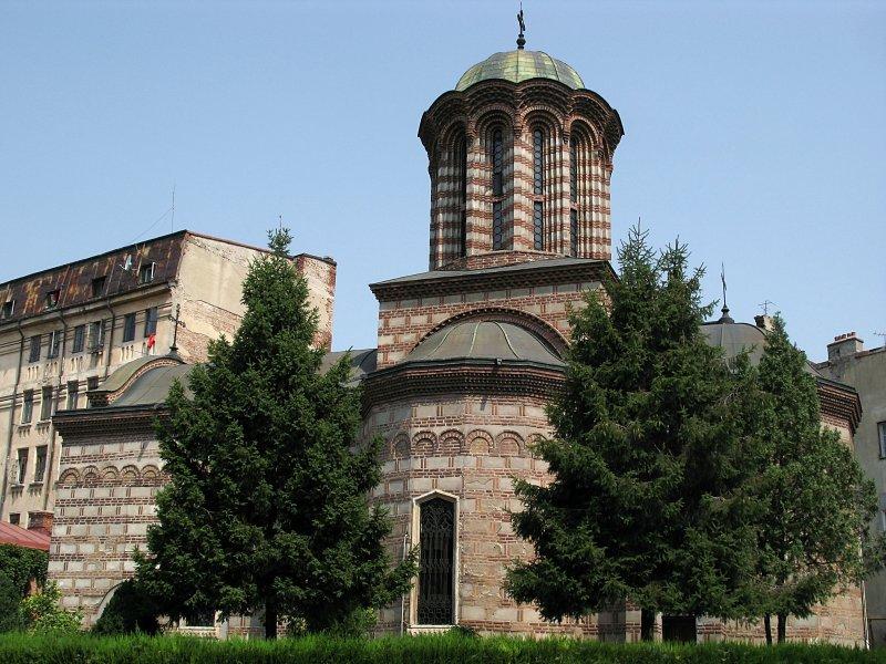 biserica curtea veche din bucuresti