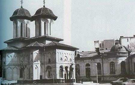 Biserica Olari din Bucuresti cu hramul Adormirii Maicii Domnului 5