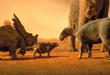 Ce știm despre dinozauri? De ce au disparut dinozaurii? 2