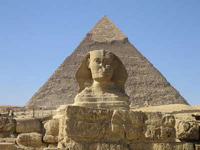 Faraonii, fiii Soarelui, stăpânii lumii 1