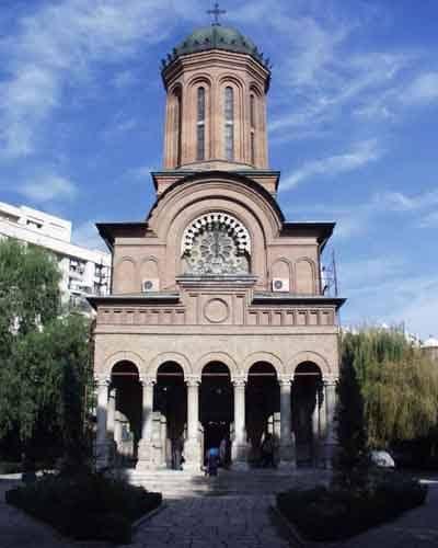 Mănăstirea Antim 1