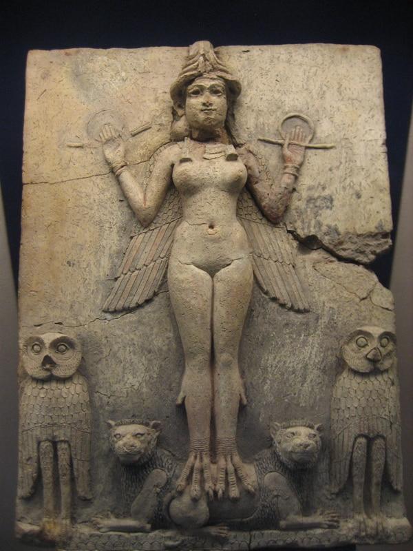 mesopotamia-lilith