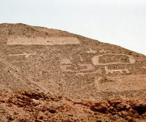 Geoglifele din Atacama, stravechi indicatoare rutiere? 1