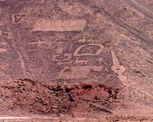 Geoglifele din Atacama, stravechi indicatoare rutiere? 12