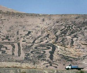 Geoglifele din Atacama, stravechi indicatoare rutiere? 20