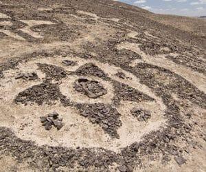 Geoglifele din Atacama, stravechi indicatoare rutiere? 21