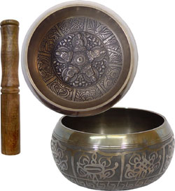 bol tibetan cantator - feng shui pentru casa
