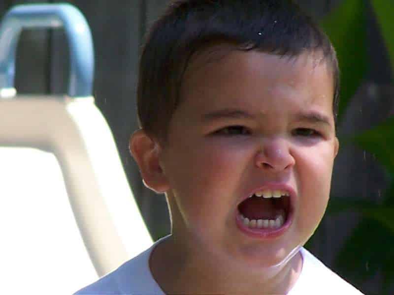 Imaginea thumbnail despre Copilul mofturos – între tandreţe şi fermitate