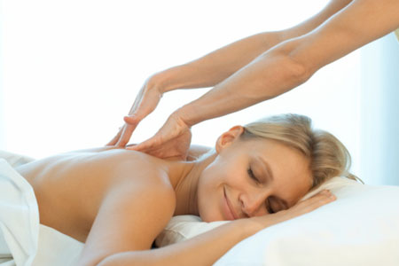 masajul - solutie antistres