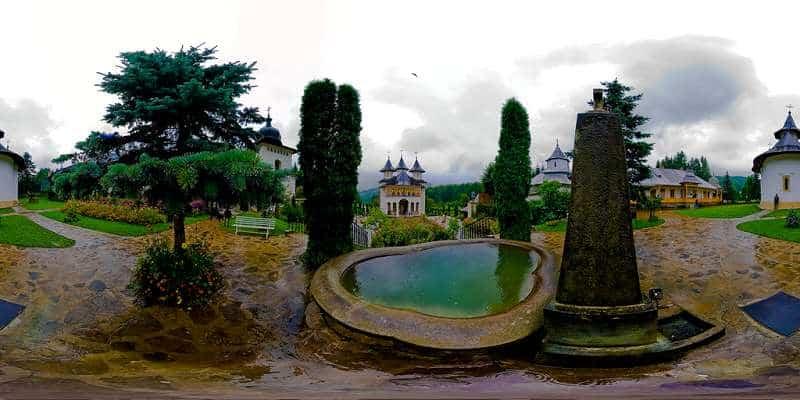 Imaginea thumbnail despre Amprente ale spiritualităţii: Mănăstirea Sihastria